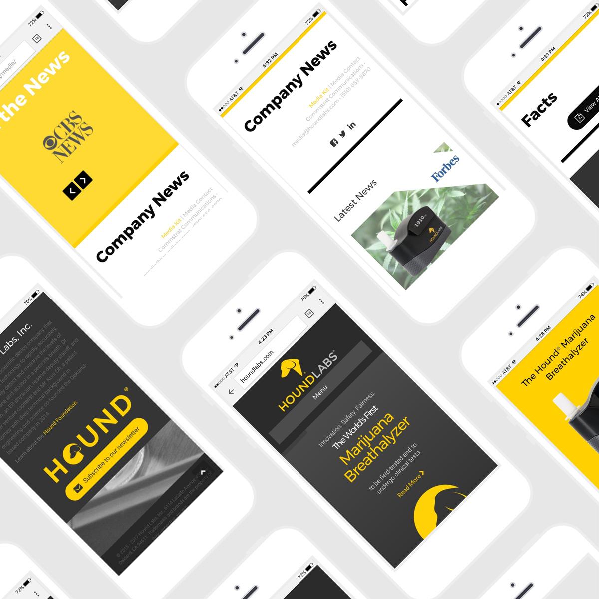 Hound Labs Digital Marketing