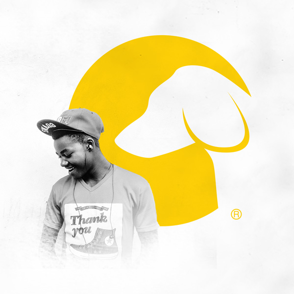 HoundFoundation website and marketing campaign graphics