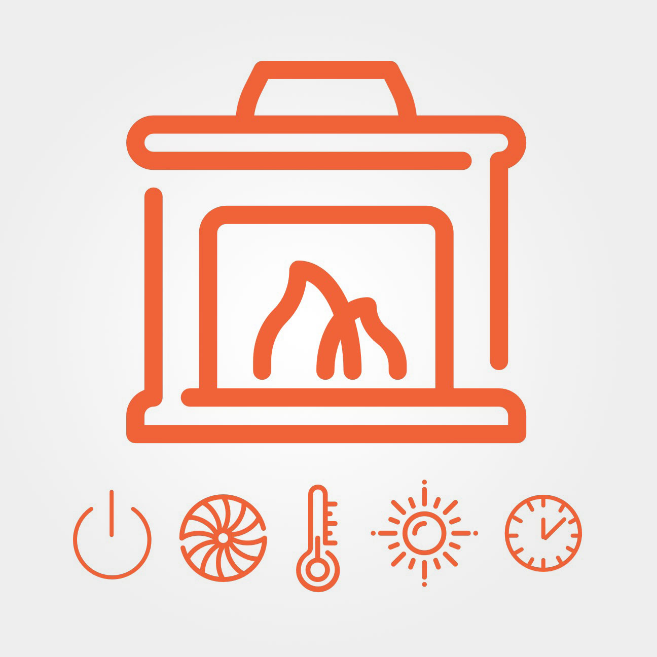 Advanced-Fireplace-Icon-Set