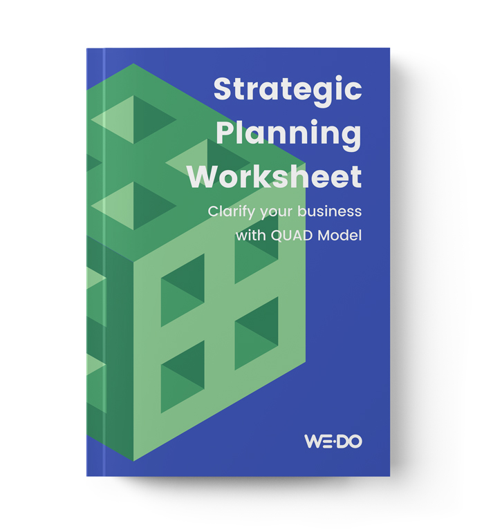 strategic planning worksheet