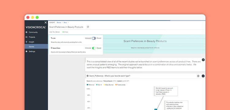 vision critical makes a great addition to your performance tools and kpis