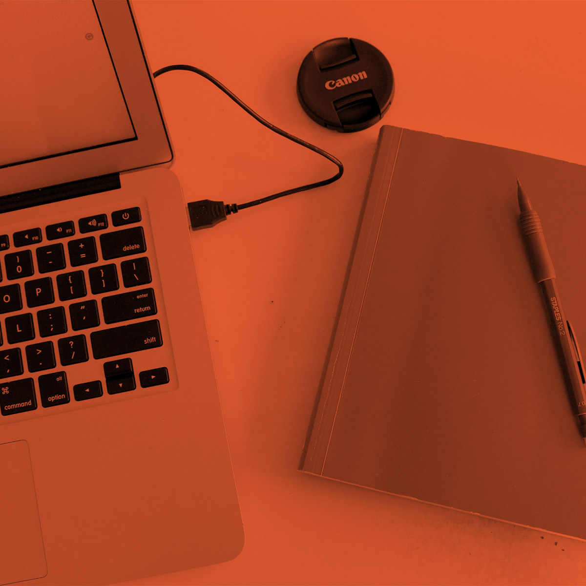 computer-and-sketchbook-orange-square