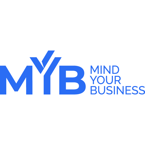 MYB Blue Logo
