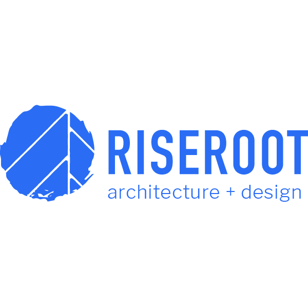 Rise Root Blue Logo
